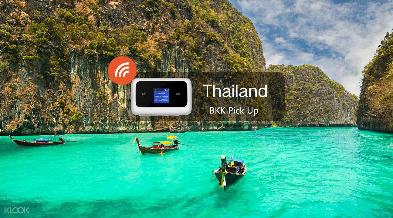 4GWiFi(THAirportPickUp)forThailand