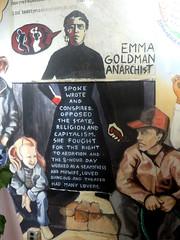 Emma Goldman Anarchist