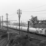Autumn Express at Kearny Junction