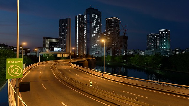 Gran Turismo Sport - Tokyo Expressway Central Outer Loop