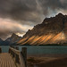 Bow Lake by Ray Jennings AU