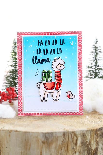 Fa la llama (neat and tangled release week)