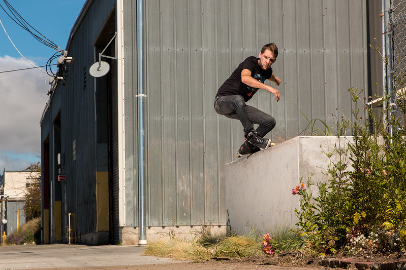 Michael Braud / Sweatstance / Emeryville