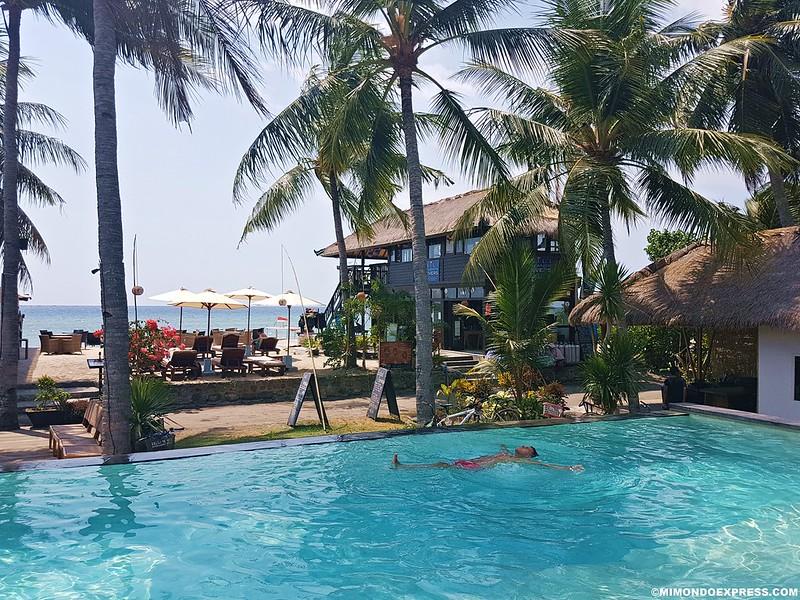 Hotel en Gili Air