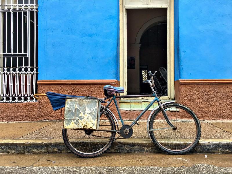 Bike with Umbrella