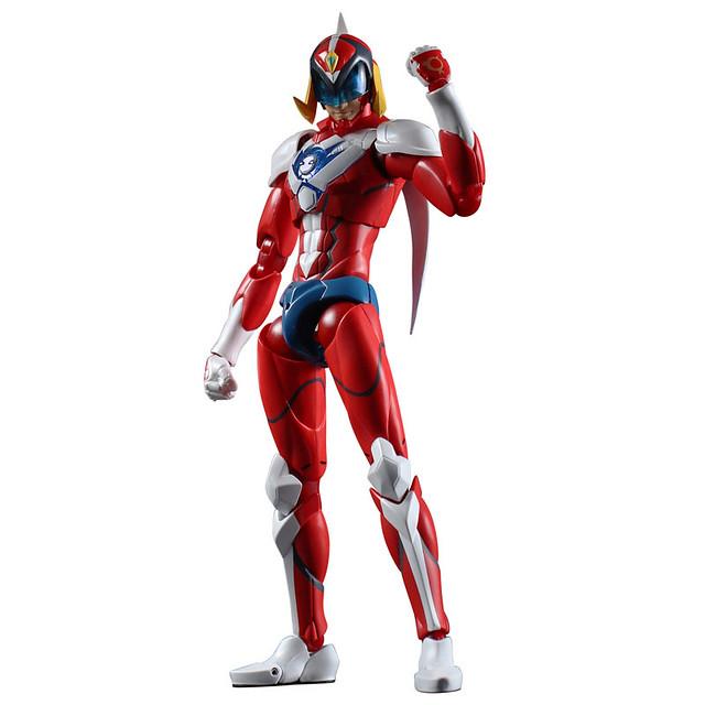 龍之子英雄FIGHTING GEAR《Infini-T Force》破裏拳Polymer 「Infini-T Force劇場配色版本」タツノコヒーローズ ファイティングギア Infini-T Force ポリマー ファイティングギア ver.