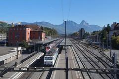 SBB Station Arth-Goldau