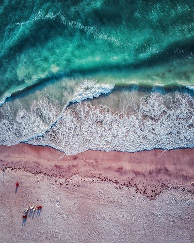 na Maria Island From The Air. Photographer Dan Price