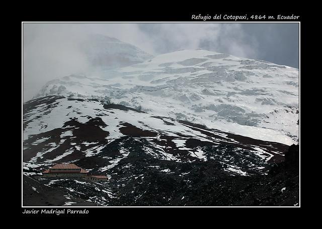 Volcán Cotopaxi. Ecuador.