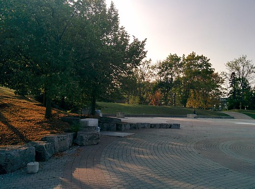 Hill #toronto #ontarioplace #hill