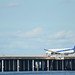 ANA B787 JA833A Taking Off at Haneda Airport
