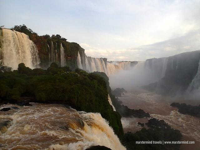 Iguazú Falls Brazil