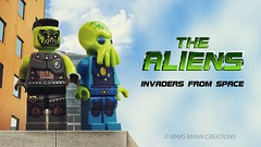 The Aliens (Invaders) poster