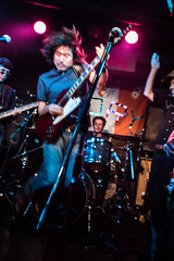 Rory Gallagher Tribute Festival in Japan - jam session at Crawdaddy Club, Tokyo, 21 Oct 2017 -00511