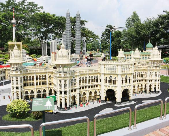 miniland legoland obiective turistice malaezia 6