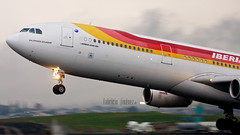 Iberia A343 - EC-LHM