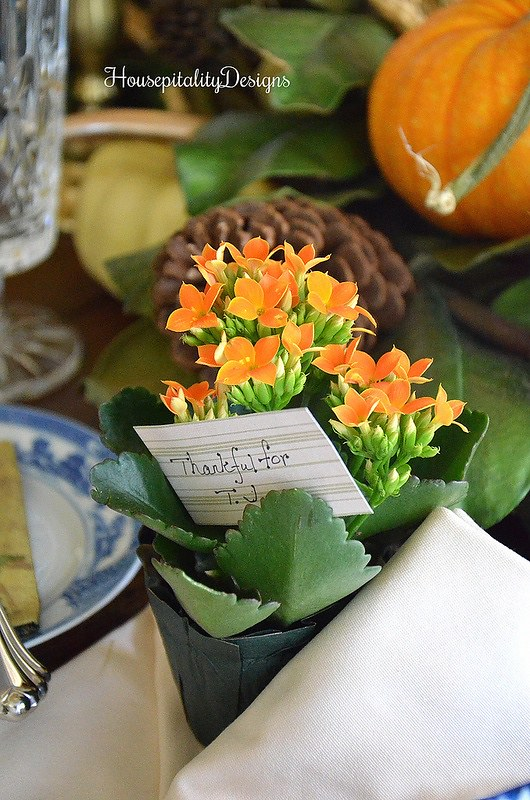 Fall Tablescape-Housepitality Designs