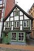 Urige Fachwerkhäuschen in der historischen Altstadt