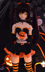 Melty's Halloween Costume
