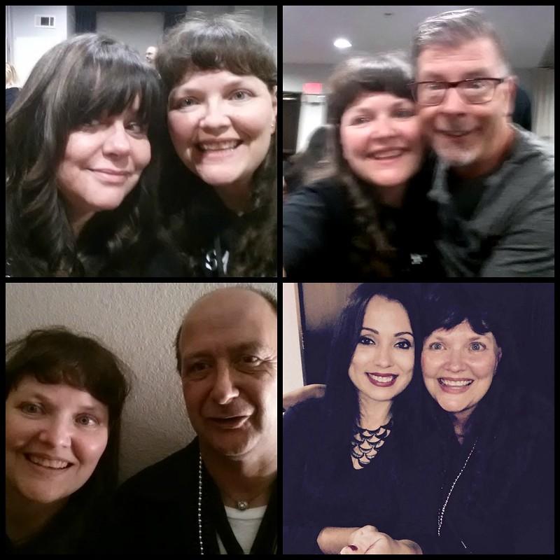 Dallas Jam, me/Gina, Me/Toy, Me/Jorr, Me/Agatha