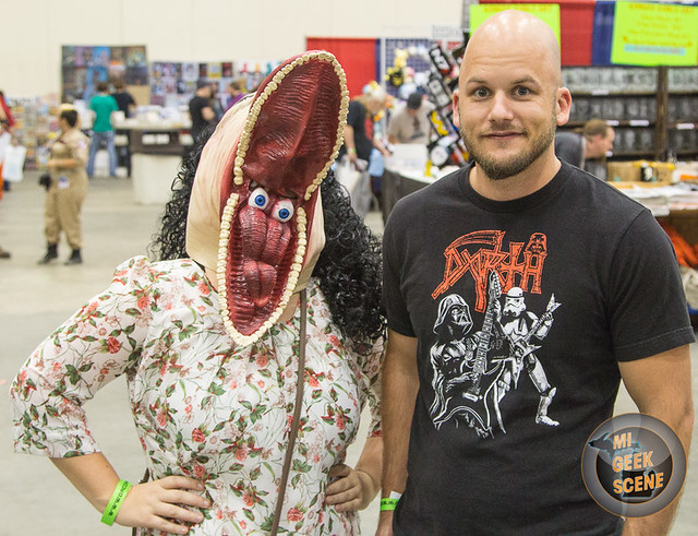 Grand Rapids Comic Con 2017 Part 1 14