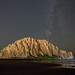 Morro Rock After Dark by Beth Sargent