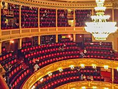 National Theatre Balconies