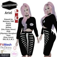 Kreepshow Ad Ariel