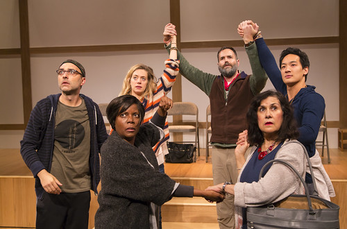 Cast of Small Mouth Sounds2_Photo by T Charles Erickson