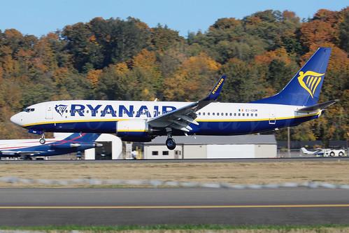 Boeing 737-8AS(WL) Ryanair EI-GDM LN6655