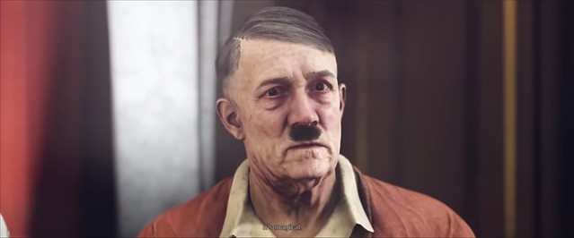 Wolfenstein 2 - Hitler
