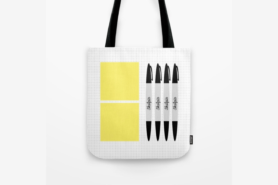View my UX Supplies tote bag