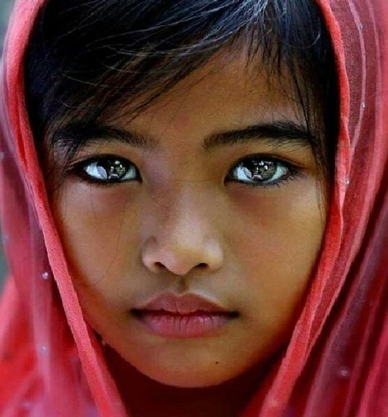 AFG, Most beautiful child