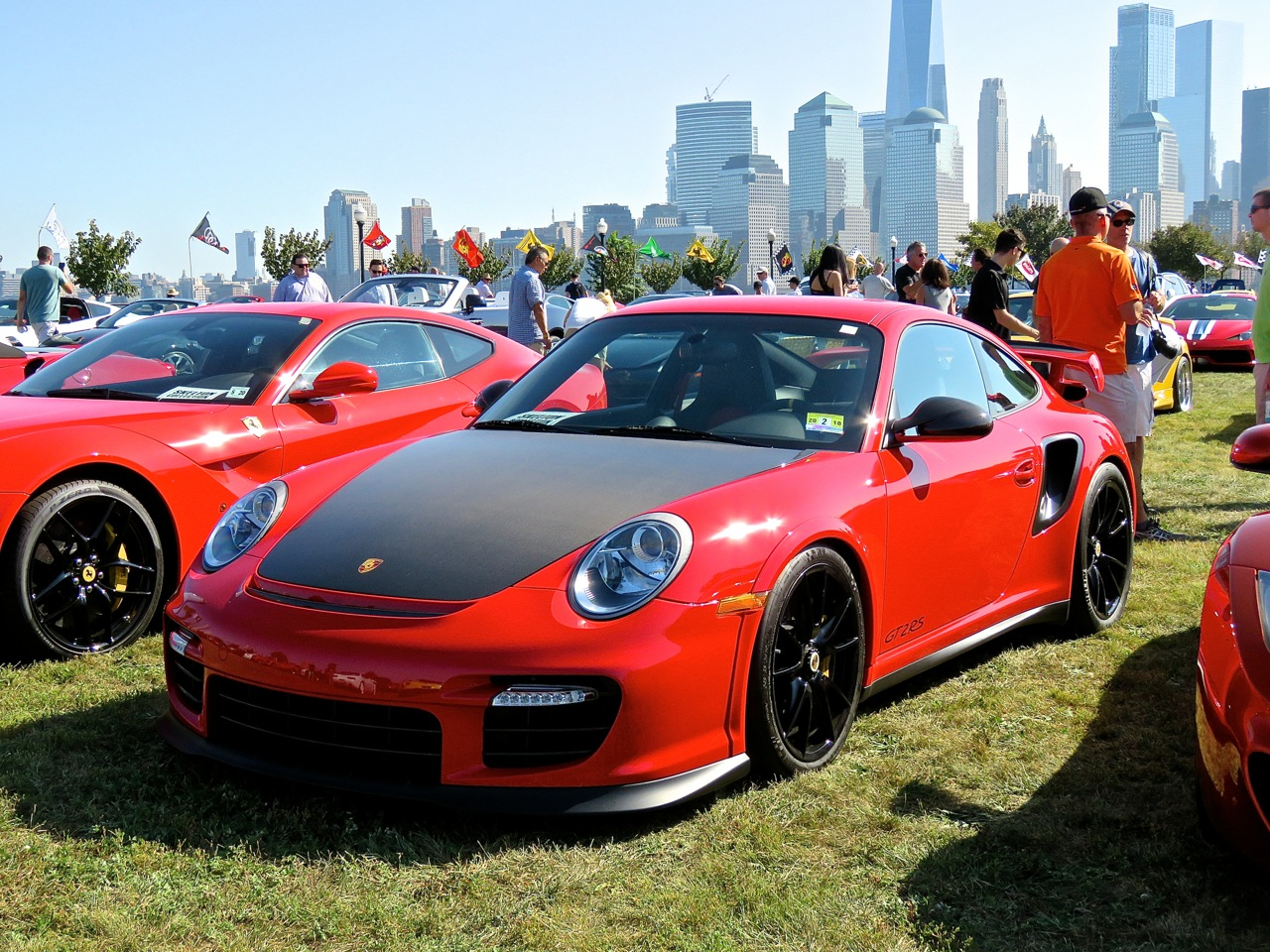 Porsche 997 GT2 RS NYC 3