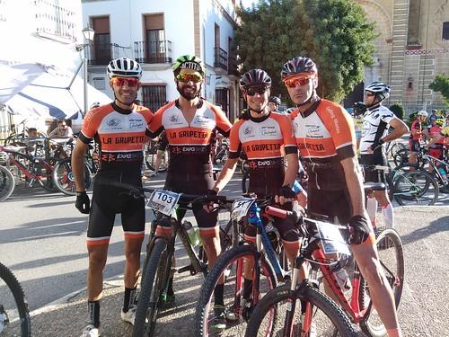 Club Ciclista La Grupetta subida al Mogote
