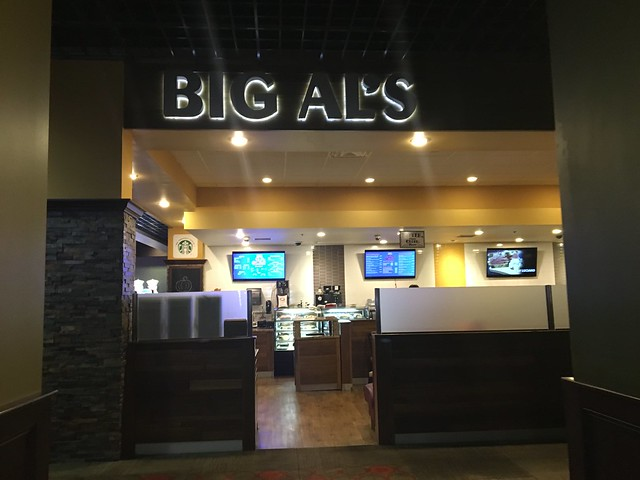 Big Al's - Mountaineer Casino