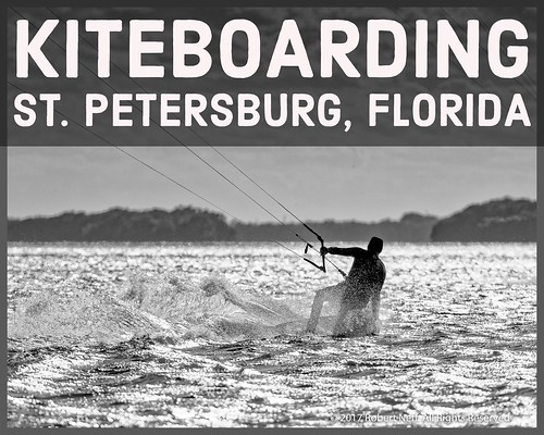 Kiteboarding St. Petersburg, Florida