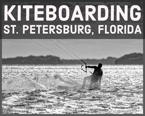 Kiteboarding St. Petersburg, Florida
