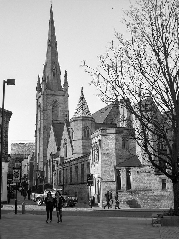 FILM - Cathedral Church of St. Marie