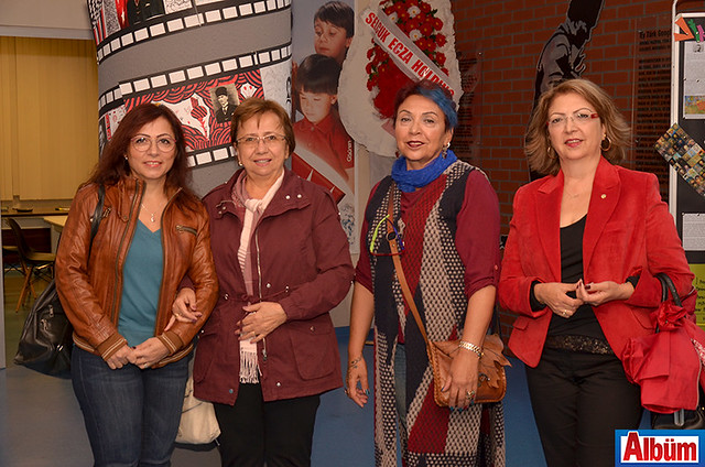 Elvan üzümcü, Emine Gonal, Şehriban Kasapoğlu, Sündüs Yaylalı