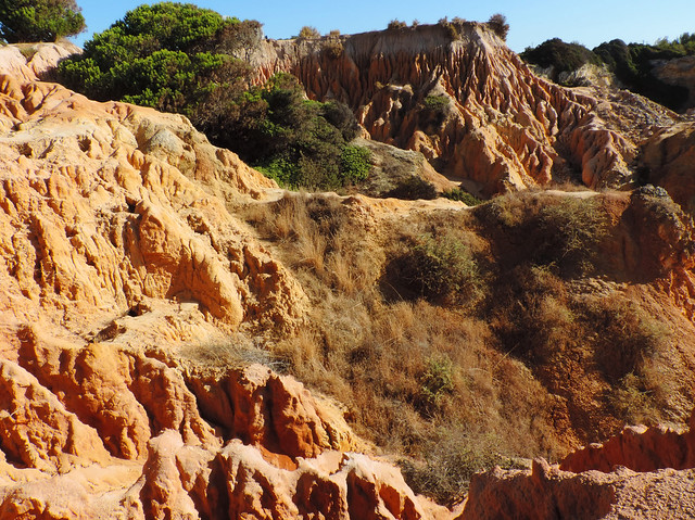 Coastal Hikes: Seven Hanging Valleys Walk, Algarve, Portugal