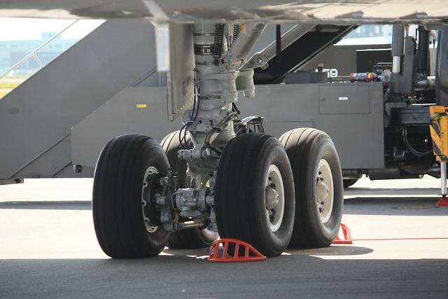 警戒航空隊 第602飛行隊 E-767 84-3504 IMG_3897