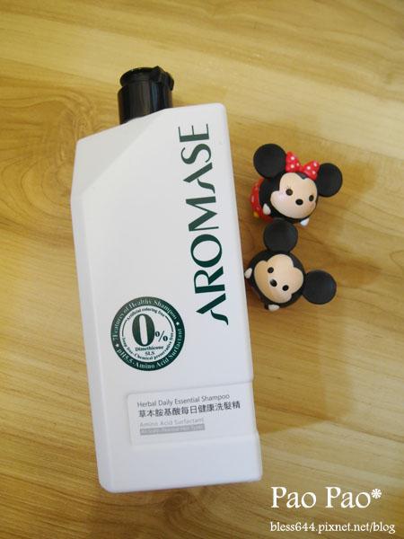 Aromase 艾瑪絲 草本胺基酸每日健康洗髮精
