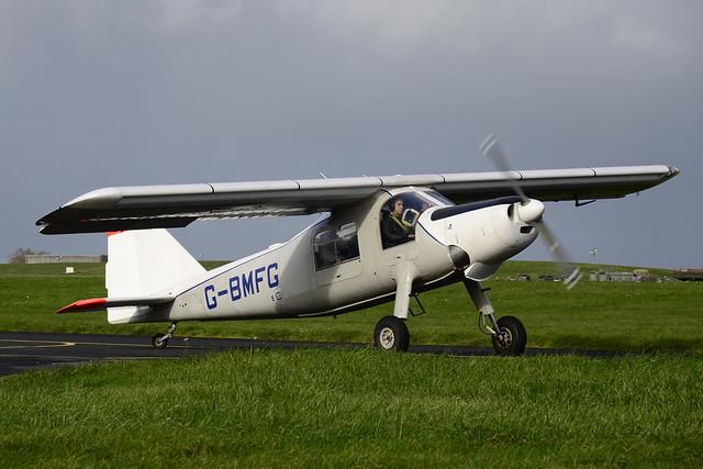 G-BMFG Dornier Do.27A-4