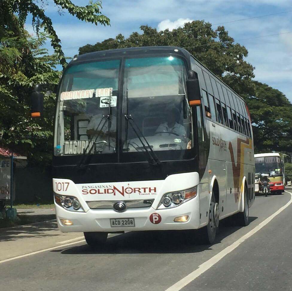 Pangasinan Solid North Transit Inc  #1017 | Speed Pro | Flickr