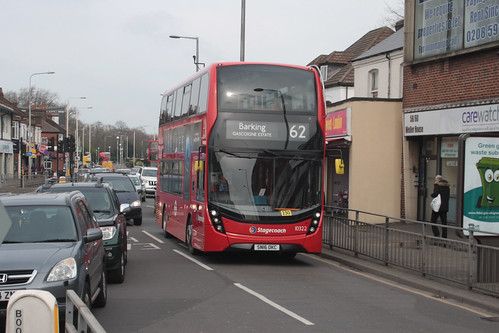 Stagecoach London 10322 SN16OKC