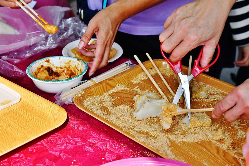 台南府味客家料理比賽16