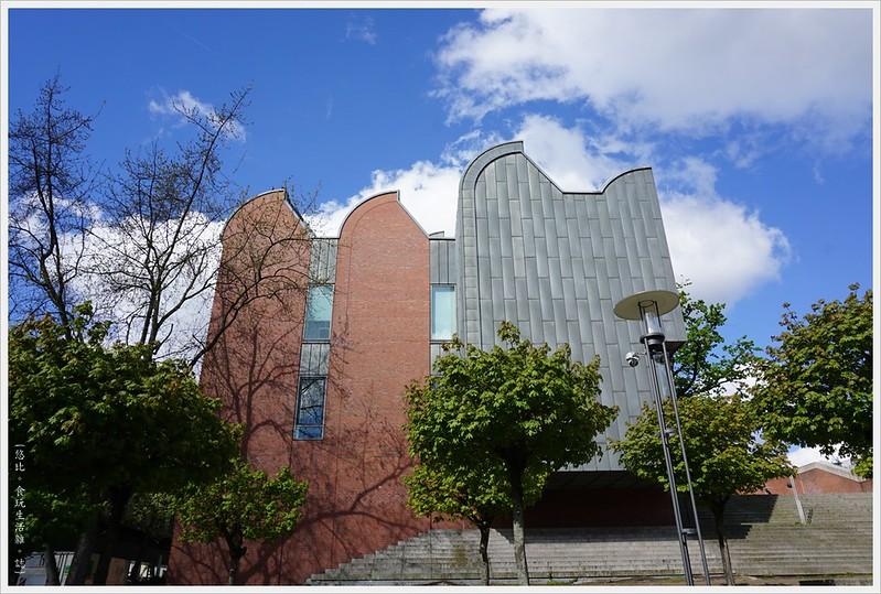 科隆大教堂-8-路德維希博物館