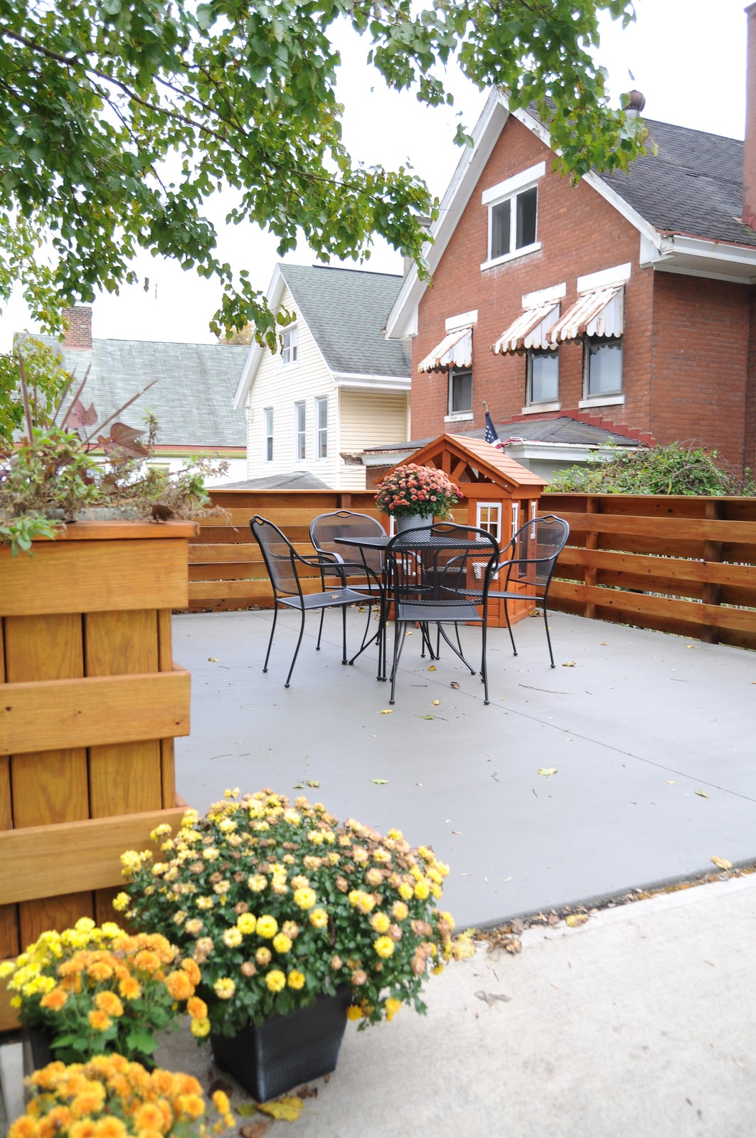 Backyard Patio [AFTER]