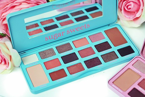 Beauty Creations Sweet collection palettes - Big or not to big (6)